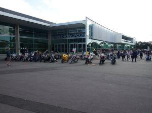 Bikes in Carpark 1