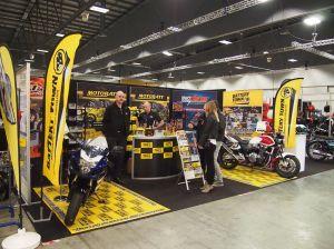 Motobat stand