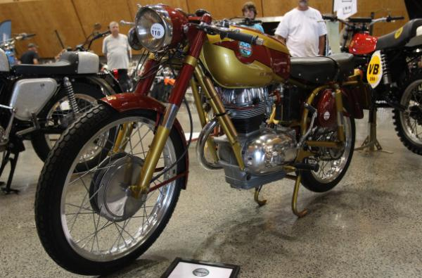 Classic Motorcycle Show
