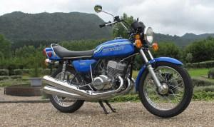 1972 Kawasaki H2 750cc