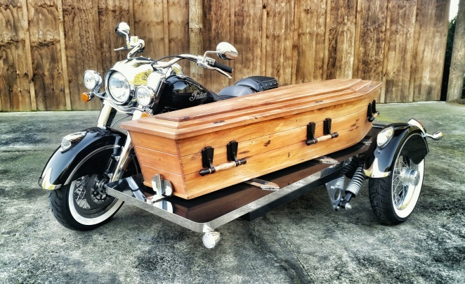 Hope Family Funerals Indian Chief Classic Hearse