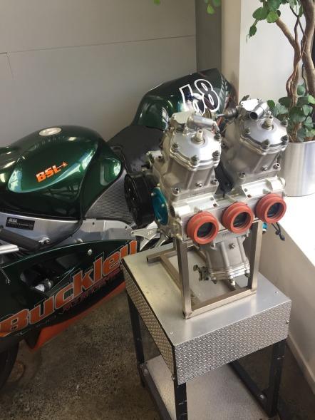 Buckley Engine